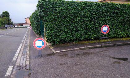 Vaiano Cremasco: via Europa blindata per la pulizia delle caditoie