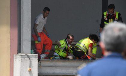 Il corpo nell'Adda è di un 17enne, è in condizioni disperate FOTO E VIDEO