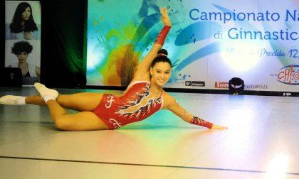 Ginnastica aerobica Ghisalba brilla ai campionati italiani