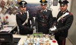 Ruba cartucce e stampanti per mille euro, arrestato pregiudicato clandestino