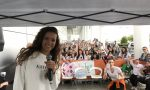 "Iris Ferrari a ""Le due torri"", fan da tutta Italia per la webstar FOTO"