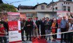 Inaugurazione piazza Setti | Una serata storica per Treviglio. C'eravate? FOTO VIDEO