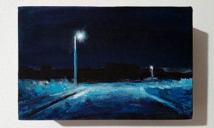 La rivoltana Alessandra Rovelli in mostra a Truccazzano