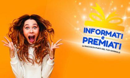 """Con """"Informati e Premiati"""" vinci fantastici premi!"""