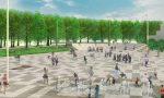 Weekend esplosivo per inaugurare Piazza Setti