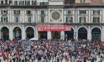 Piazza della Loggia 44 anni dopo, i rintocchi alle 10.12 FOTO