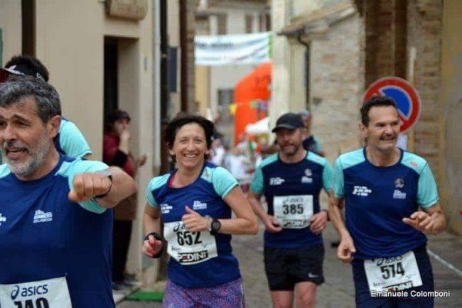 Silvia e Dano in corsa contro il cancro
