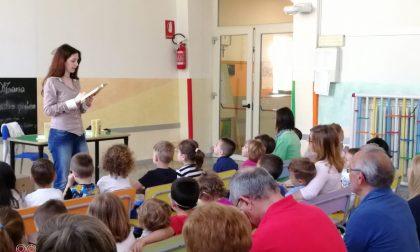 Leggere ai bambini, incontro con l'autrice alla scuola d'infanzia