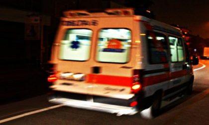 Ciclista investito a Palazzo Pignano, 27enne in ospedale SIRENE DI NOTTE