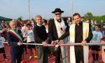 Inaugurato il nuovo campo da calcio