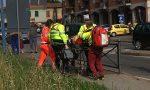 Ponte sull'Adda | Malore, cade dalla bici: elisoccorso per un anziano FOTO VIDEO