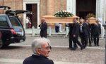 Omicidio Caravaggio, l'ultimo saluto a Carlo e Maria Rosa FOTO