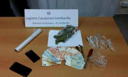 Arrestato per le banconote false si dà allo spaccio di droga