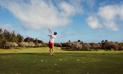 Colpito da fulmine mentre gioca a Golf