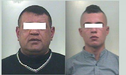 Arrestato Moser, il piromane spacciatore dell'ex Snam di Treviglio FOTO