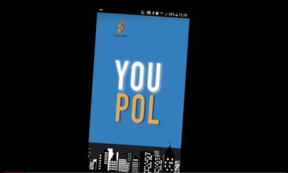 YouPol attiva da oggi la app della Polizia di Stato