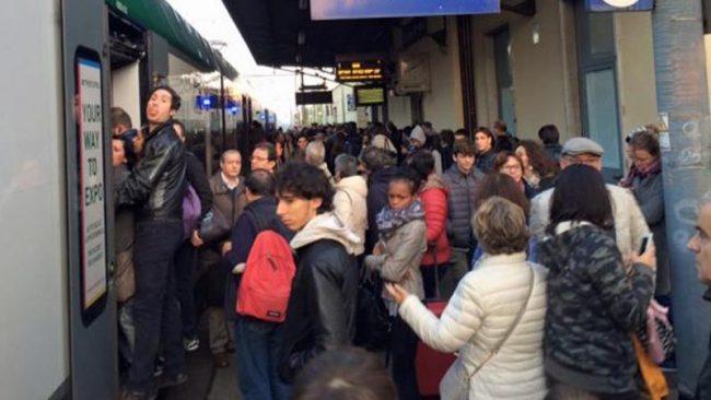Bergamo Treviglio Milano: oggi raffica di treni cancellati