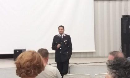 Truffe agli anziani e i consigli del capitano dei carabinieri