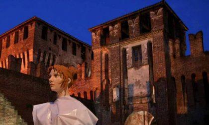 Statue nude in Rocca, ma il Comune le copre FOTO