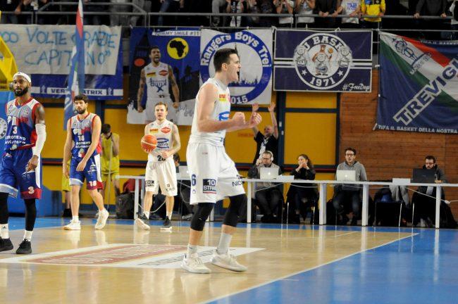 Basket A2: sarà derby Treviglio-Bergamo