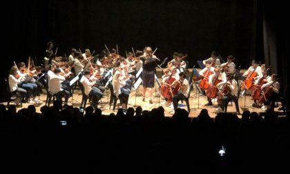 Un concerto al Tnt per i violini delle De Amicis