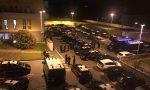 Maxi blitz a Zingonia nella notte, clandestini e droga nelle Torri FOTO VIDEO