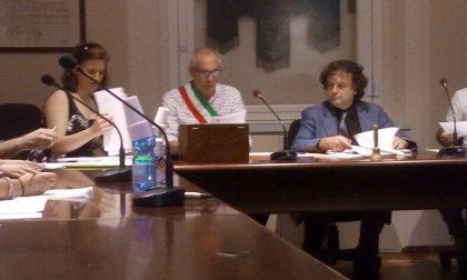 Consiglio di insediamento, presentata la Giunta Molaschi FOTO