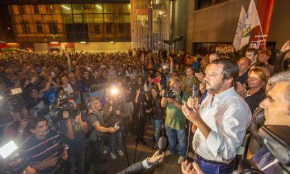 Matteo Salvini dà buca a tutti ma fatto il governo premia Sondrio