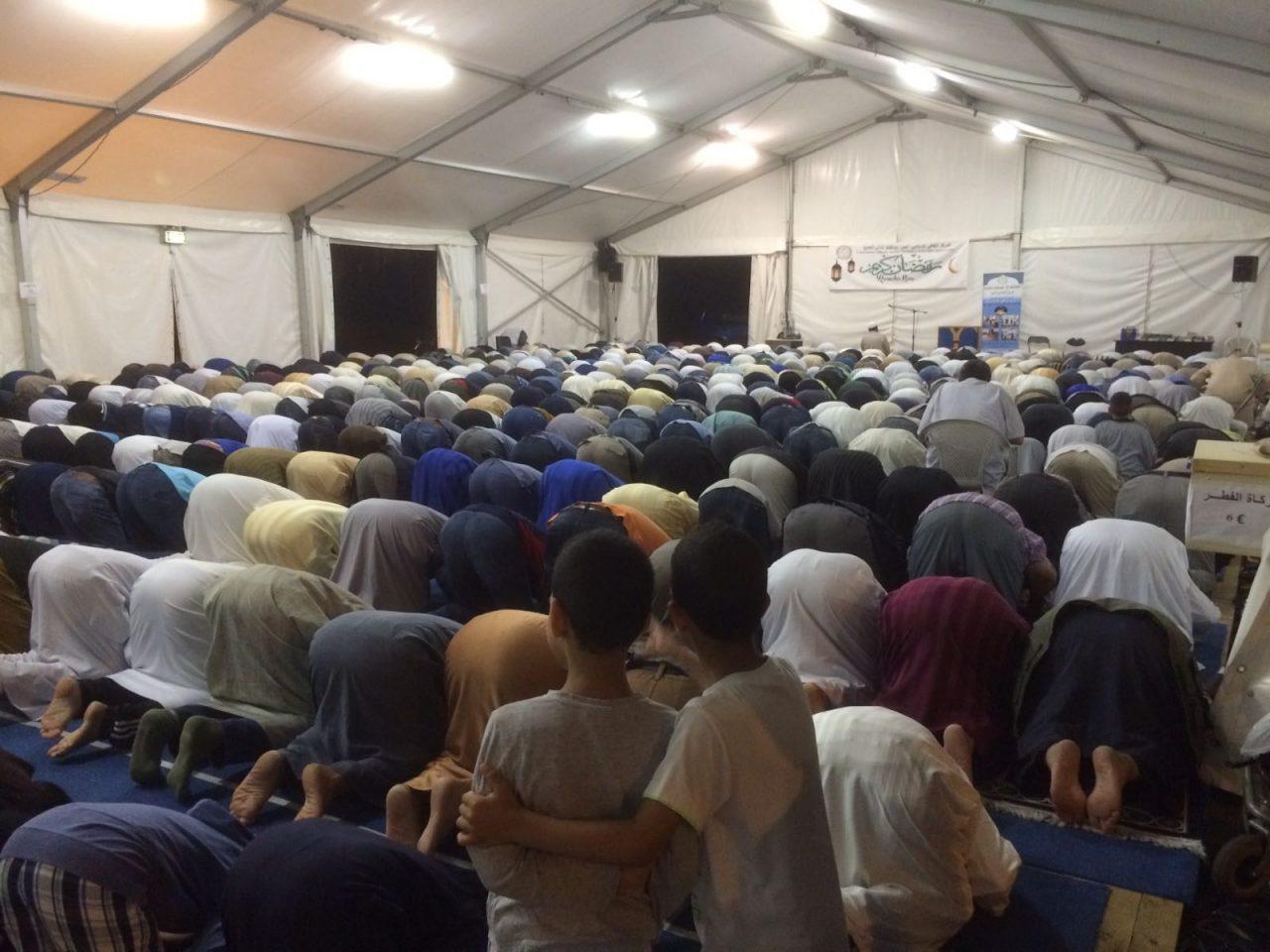 Iftar condiviso El Badere