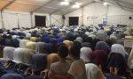 Il parroco con El Badere alla cena di fine Ramadan a Treviglio FOTO VIDEO
