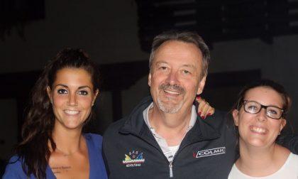 """L'ex presidente dei pescatori Enrico Soncini si è spento tra due """"angeli custodi"""""""