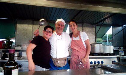 Festa Pd a Sergnano, volontari a tutto gas