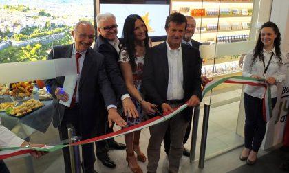 Inaugurato a Orio il primo infopoint gate regionale