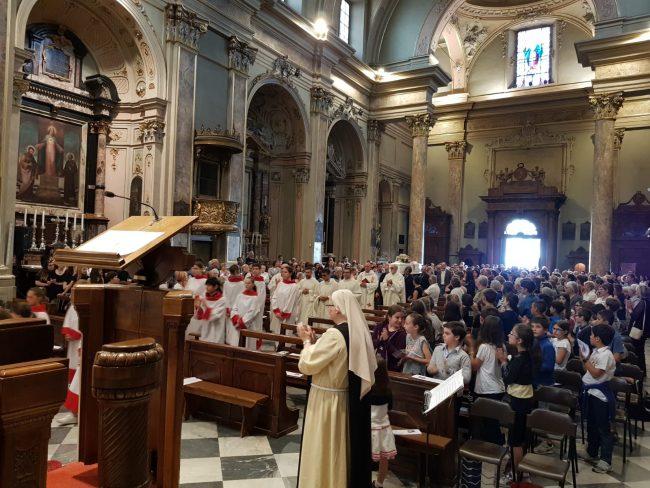 funerale Ilaria Orlando Romano