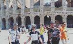 Verdellino Roma in bicicletta per ricordare Leo