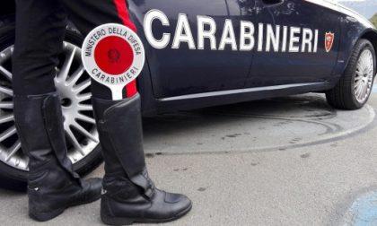 Carabinieri in banca a Pandino, ma è un falso allarme