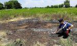 Terra dei fuochi a Vailate | Si inventò un furto, ora dà fuoco a dei rifiuti