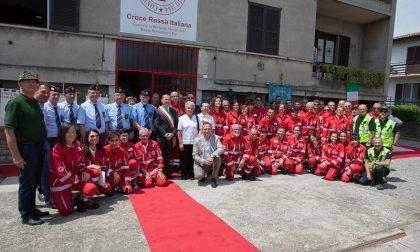 La Croce Rossa apre la nuova sede a Martinengo