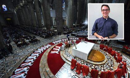 Don Giovanni Boellis ordinato sacerdote, resterà a Treviglio FOTO