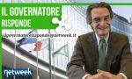 Due milioni di euro a favore dell'utilizzo di materiali riciclati   Il governatore risponde