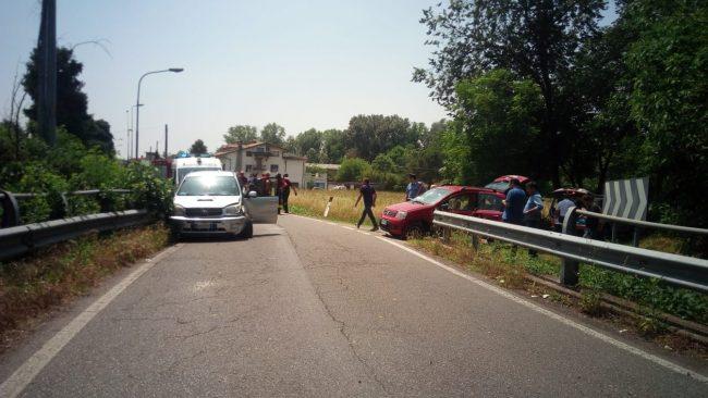 incidente a Pontirolo