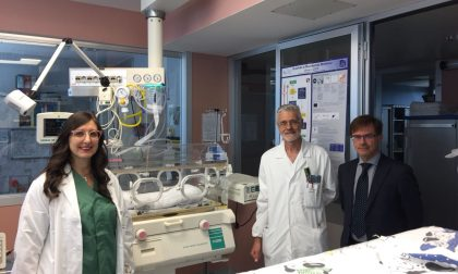 Rotary Club per il territorio: donazioni all'ospedale e restauro delle tele dei Montalto