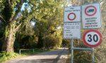 Via del Moso: eccessi di velocità e divieti non rispettati FOTO