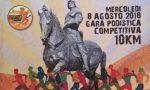 """Gara podistica """"La 10mila del condottiero"""" tra i castelli"""