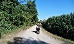 Auto e moto nel Parco del Serio