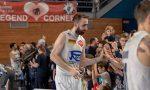 Basket, Treviglio non conferma capitan Lele Rossi