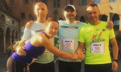 La Romano Running scala l'Abetone