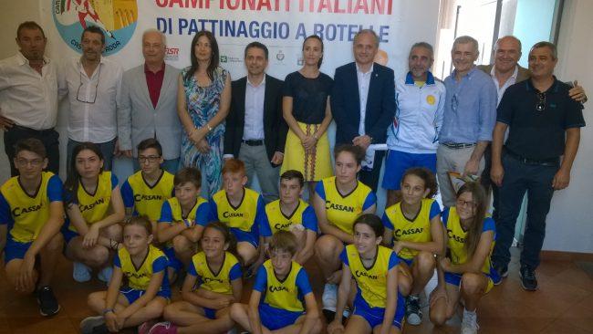 Campionati italiani di pattinaggio al via a Cassano d&#8217&#x3B;Adda
