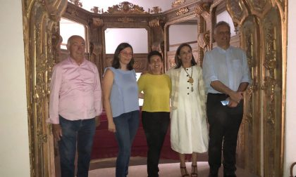 Uno straniero innamorato del palazzo: ecco chi è il mecenate di Palazzo Visconti