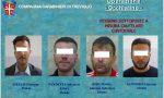 Indagine Occhialino quattro indagati per rapine nelle banche